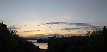 Taken in Bantry, Co. Cork.  'Sunset over Bantry Bay'.  By Ian O'L.