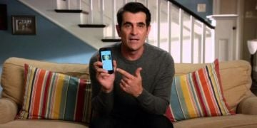 One of TV's favourite father figures Phil Dunphy is portrayed by Ty Burrell in Modern Family. @20th Century Fox. All Rights Reserved.