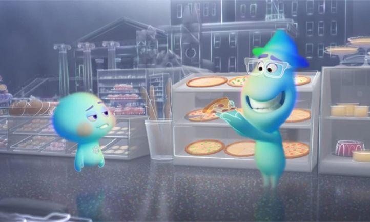 Soul Disney Pixar movie