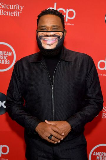 Anthony Anderson attends the 2020 American Music Awards at Microsoft Theater on November 22, 2020 in Los Angeles, California. (Photo by Emma McIntyre /AMA2020/Getty Images for dcp)