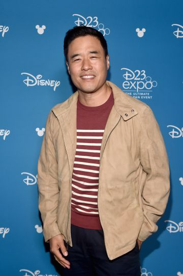 Randall Park stars as Jimmy Woo in the new Disney+ miniseries 'WandaVision'. (Photo by Alberto E. Rodriguez/Getty Images for Disney)