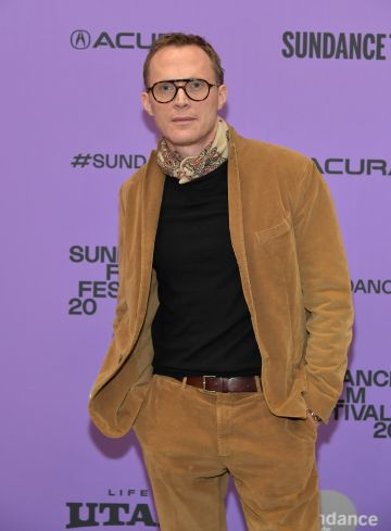 Paul Bettany stars as Vision in the new Disney+ miniseries 'WandaVision'. (Photo by Neilson Barnard/Getty Images)