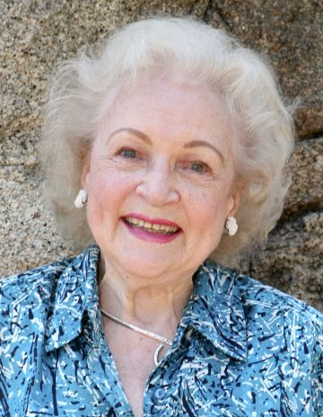 Actress Betty White attends L.A. Zoo's Gorillas Served Vegetarian Feast by The Greater Los Angeles Zoo Association on June 5, 2008 at the Los Angeles Zoo in Los Angeles, California.  (Photo by Rebecca Sapp/WireImage)