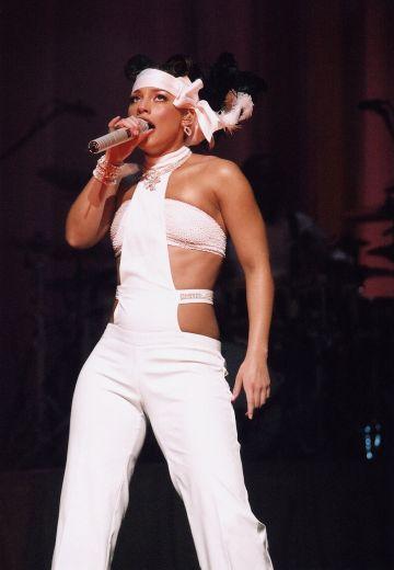 CIRCA 1990:  Photo of Alicia Keyes  (Photo by Raymond Boyd/Michael Ochs Archives/Getty Images)