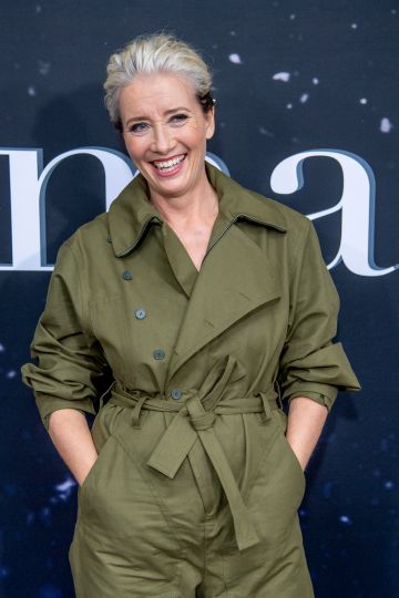 Emma Thompson starred as the eccentric Professor Sybill Trelawney. Already a well known actor prior to the film series, Thompson went on to star in Love Actually (2003), Nanny McPhee (2005), Brave (2012) and Beauty and the Beast (2017). Most recently, she is set to play Baroness in the upcoming Disney live-action 'Cruella'.  (Photo by Roy Rochlin/Getty Images)