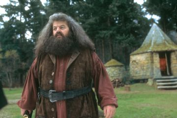 Robbie Coltrane took on the role of half-giant Rebeus Hagrid. Coltrane had previously starred as Valentin Dmitrovich Zhukovsky in various James Bond films. He has since gone on to star alongside his Harry Potter co-stars Julie Walters and Emma Thompson in Disney's 'Brave' (2012). Most recently, he has starred in Channel 4's 'National Treasure' (2016).  Image credit: Warner Bros