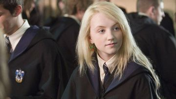 Louth born Evanna Lynch starred as the ethereal Luna Lovergood.  She is a committed activist, working with JK Rowling's 'Lumos' charity. She has gone on to do voice work and hosts a vegan focused podcast.   Image credit: Warner Bros