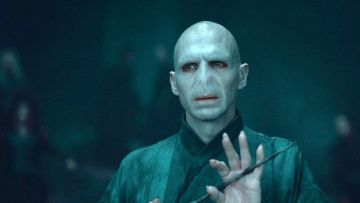 He Who Shall Not Be Namedaka. Voldemort played by Ralph Fiennes. Fiennes went on to stra in The Grand Budapest Hotel (2014), The Lego Movie franchise and Dolittle. He reprises his role as M in the latest James Bond installment 'No Time to Die'.   Image credit: Warner Bros