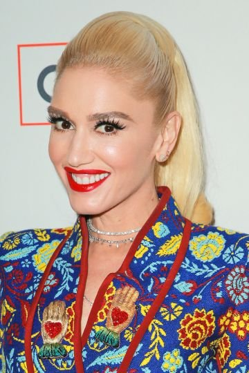 American musician and fashion designer Gwen Stefani found fame as a solo artist while her band No Doubt were on hiatus in 2004.   (Photo by Rich Fury/Getty Images)