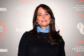 Golden-Globe nominated British actor Polly Walker stars as Portia Fethearington. You may recognise her from her roles in Patriot Games,