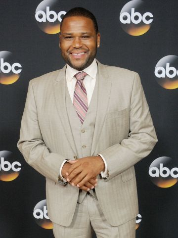 """2014: Anthony Anderson leads the way as Andre """"Dre"""" Johnson, an esteemd advertising executive.   (Photo by Gregg DeGuire/WireImage)"""