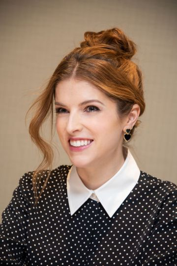 "2020:: Anna Kendrick at the ""Trolls World Tour"" Press Conference at DreamWorks Animation on February 04, 2020 in Glendale, California. (Photo by Vera Anderson/WireImage)"