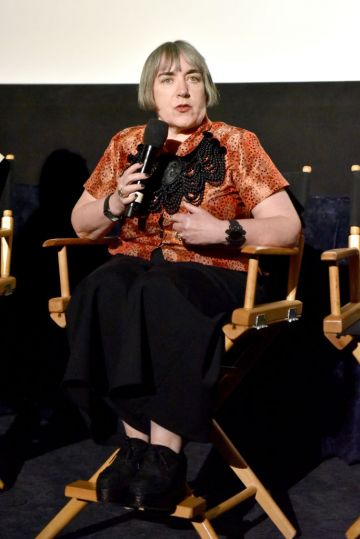 IFTA and BAFTA winning screenwriter and director Aisling Walsh has previously directed episodes of 'The Bill' and 'Trial and Retribution'. Walsh has since directed films such as 'Maudie' (2016), 'The Daisy Chain' (2008) and 'Visions of Europe' (2004).  (Photo by Rodin Eckenroth/Getty Images)