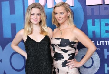 """Ava Phillippe and Reese Witherspoon attend the """"Big Little Lies"""" Season 2 Premiere at Jazz at Lincoln Center on May 29, 2019 in New York City. (Photo by Monica Schipper/FilmMagic)"""