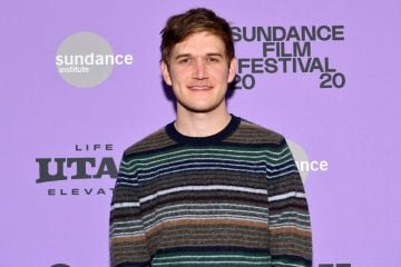 """Bo Burnham attends the 2020 Sundance Film Festival - """"Promising Young Woman"""" Premiere at The Marc Theatre on January 25, 2020 in Park City, Utah. (Photo by Dia Dipasupil/Getty Images)"""
