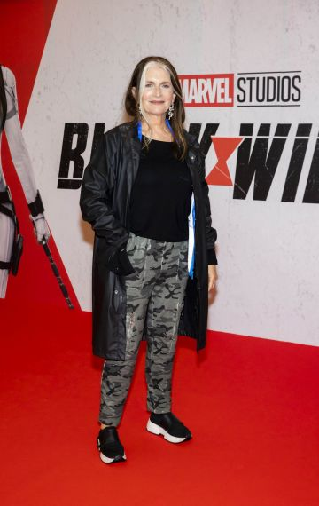 Cathy O'Connor pictured at the Irish Special Preview Screening Marvel Studios Black Widow. Picture Andres Poveda