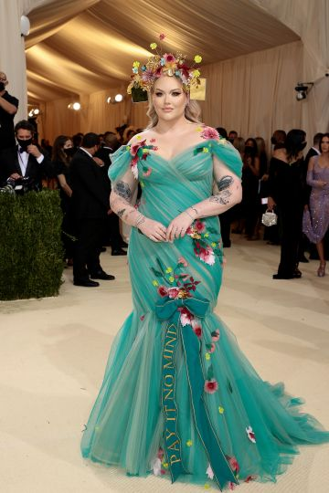 NEW YORK, NEW YORK - SEPTEMBER 13: Nikkie de Jager attends The 2021 Met Gala Celebrating In America: A Lexicon Of Fashion at Metropolitan Museum of Art on September 13, 2021 in New York City. (Photo by Dimitrios Kambouris/Getty Images for The Met Museum/Vogue )