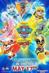 Paw Patrol Mighty Pups: The Movie