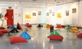 Interactive Installation: The Baschet Sound Structures
