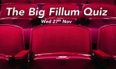 The Big Fillum Quiz by Quizhost Ireland