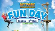 Skypark Outdoor Adventure Fun Day