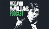 The David McWilliams Podcast -POSTPONED-