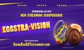 The Cadbury Creme Eggstra-Vision Café