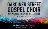 Gardiner St Gospel Choir - 20th Anniversary Concert
