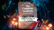 The Cauldron Academy for Young Witches & Wizards