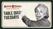 Table Quiz Tuesdays