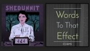 Dublin Podcast Festival: Words To That Effect + Shedunnit