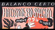 Balanço Certo - Halloween Special