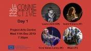 Jazz Connective Day 1: Izumi Kimura, Cora Venus Lunny, Laura Jurd and Mopo