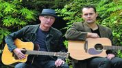 The Whitehorse Guitar Club:  Liam Merriman &Bill Stuart