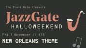 JAZZGate Series - Halloweekend Day of the Dead (New Orleans theme)