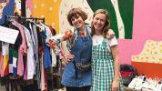 Sustainable Fashion Dublin Flea Market: Workshop
