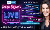 The Deirdre O'Kane Show - Live from Dublin ~CANCELLED~
