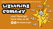 Lightning Comedy - Damo Clarke & David Gilna