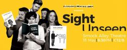 Sight Unseen - The Future of Irish Theatre