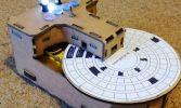 Interactive Installation: Optical Music Machines