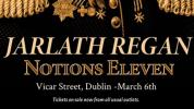 Jarlath Regan – Notions Eleven