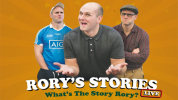 What's the Story Rory? Rory's Stories Debut Theatre Tour