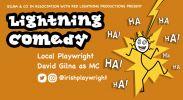 Lightning Comedy - Patser Murray & David Gilna