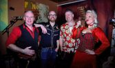 The Shadow Shakers - A Vintage Rock 'n Roll Revue