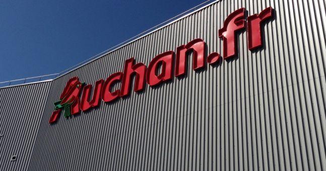 Auchan trialling delivery service in bordeaux esm magazine - Auchan bordeaux lac ...