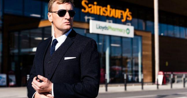 sainsbury s launches premium menswear range esm magazine