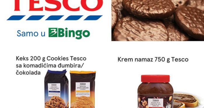 Tesco Products Go On Sale In Bosnia And Herzegovina For The