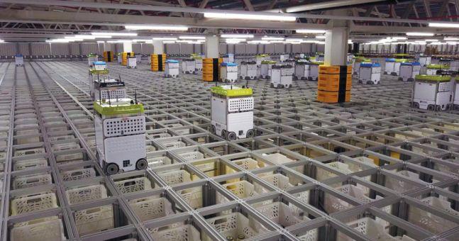 Ocado To Buy Two Robotics Companies, Upgrades Outlook - Image