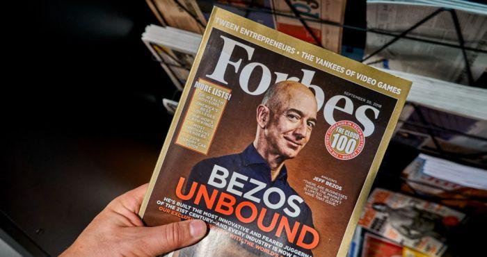 UN Food Chief Urges Bezos, Other Billionaires To Help World's Starving    ESM Magazine