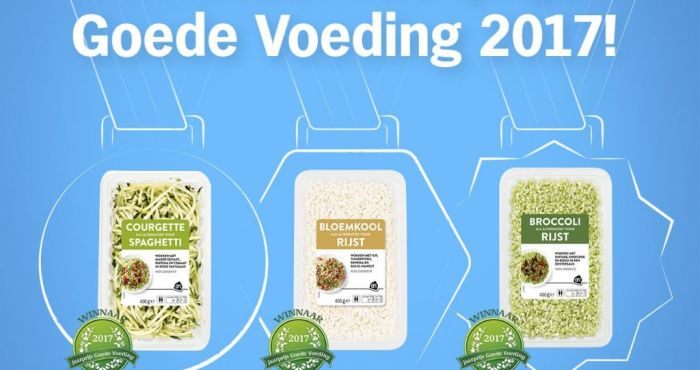 Albert Heijn Private Label Products Win 2017 Good Food Award